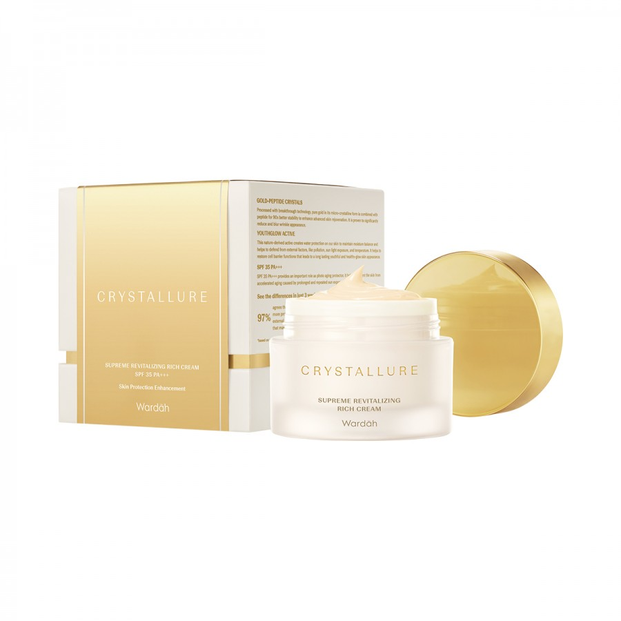 Crystallure Supreme Revitalizing Rich Cream [50 g]