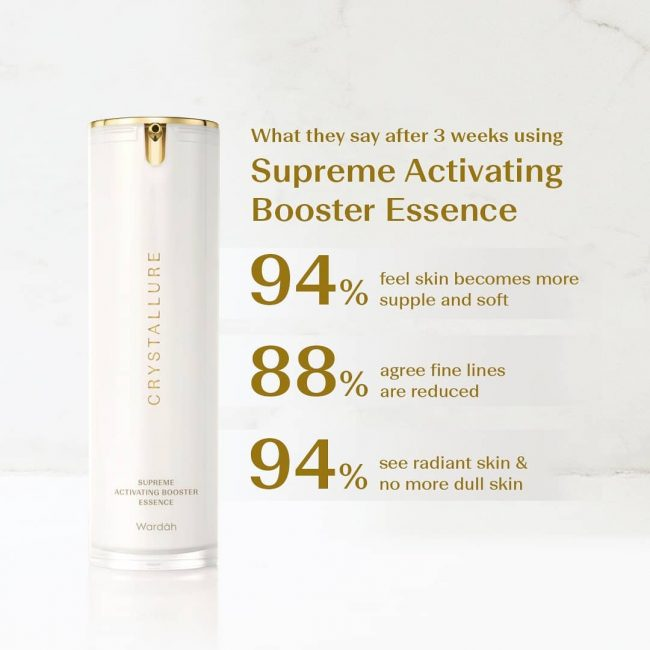 Crystallure Supreme Activating Booster Essence [30 mL]