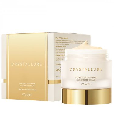 Crystallure Supreme Activating Overnight Cream [50 g]