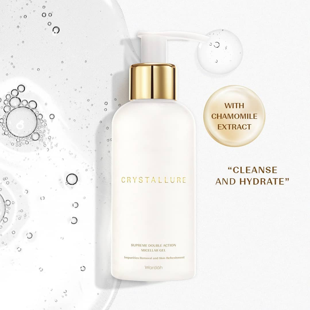 Crystallure Supreme Double Action Micellar Gel