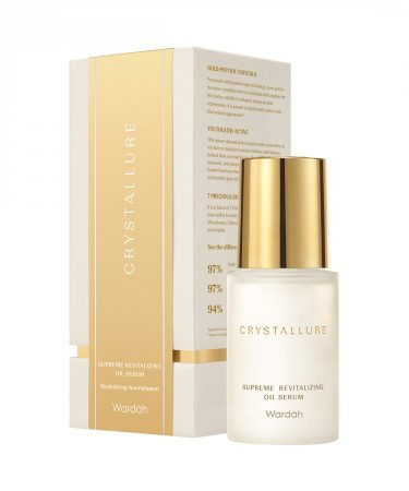 Crystallure Supreme Revitalizing Oil Serum