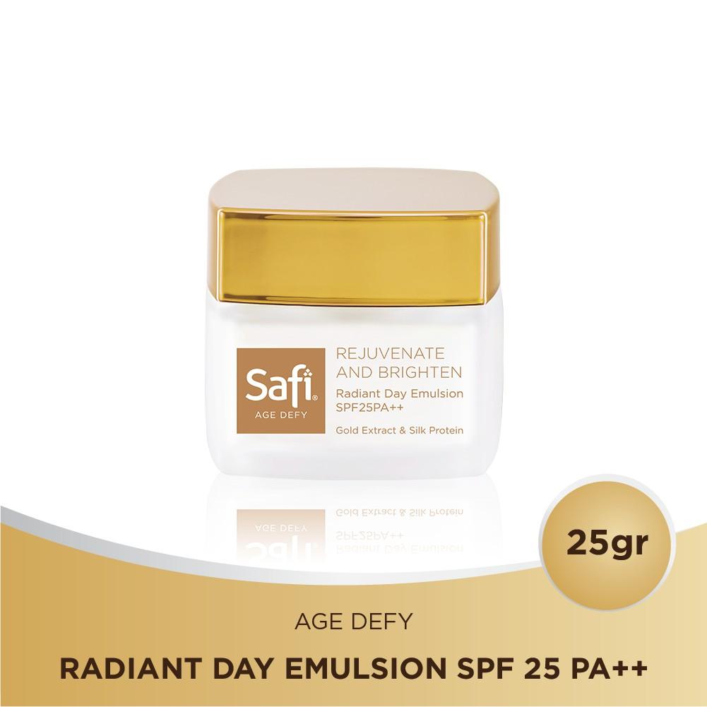 Safi Age Defy Day Emulsion SPF 25 PA++ 40 gr
