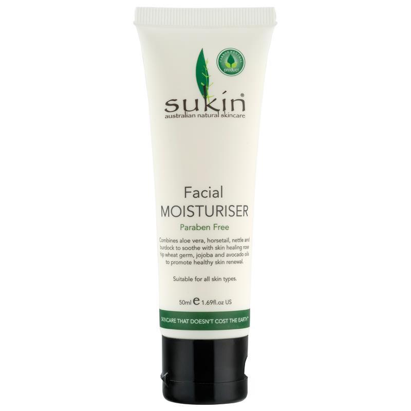 Sukin Signature Facial Moisturizer 50ml