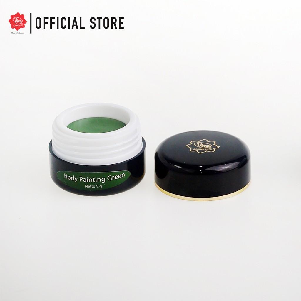 Viva Body Painting Green 9gr