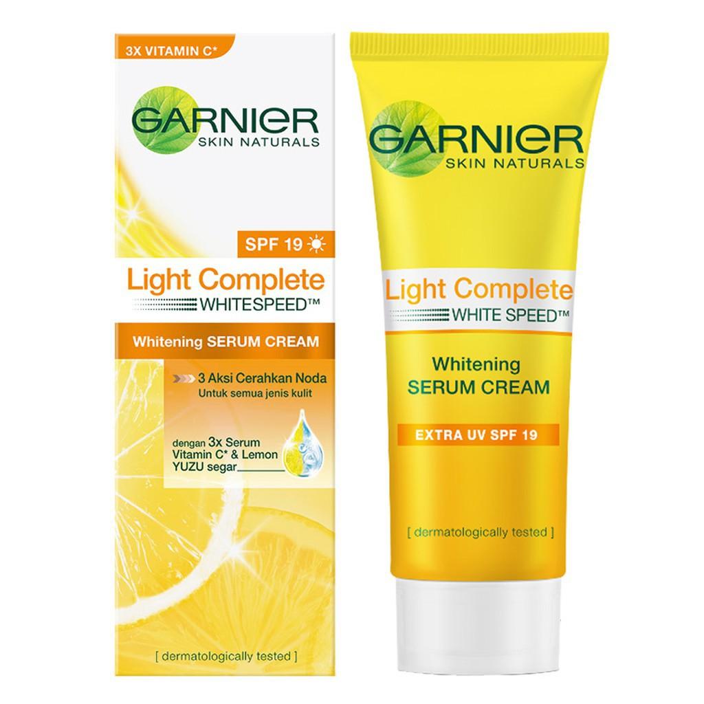 Garnier Light Complete Speed Yuzu Whitening SPF 19 20ml