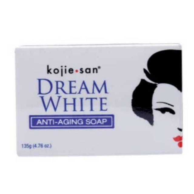 Kojiesan Dreamwhite Anti Aging Soap 135gr