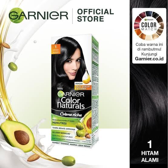 Garnier Color Natural Hair Color 1 Black