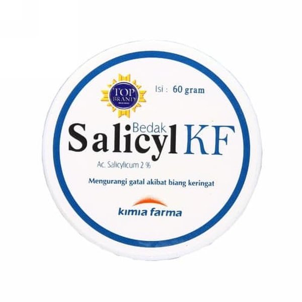 Marcks Bedak Salicyl KF 60gr
