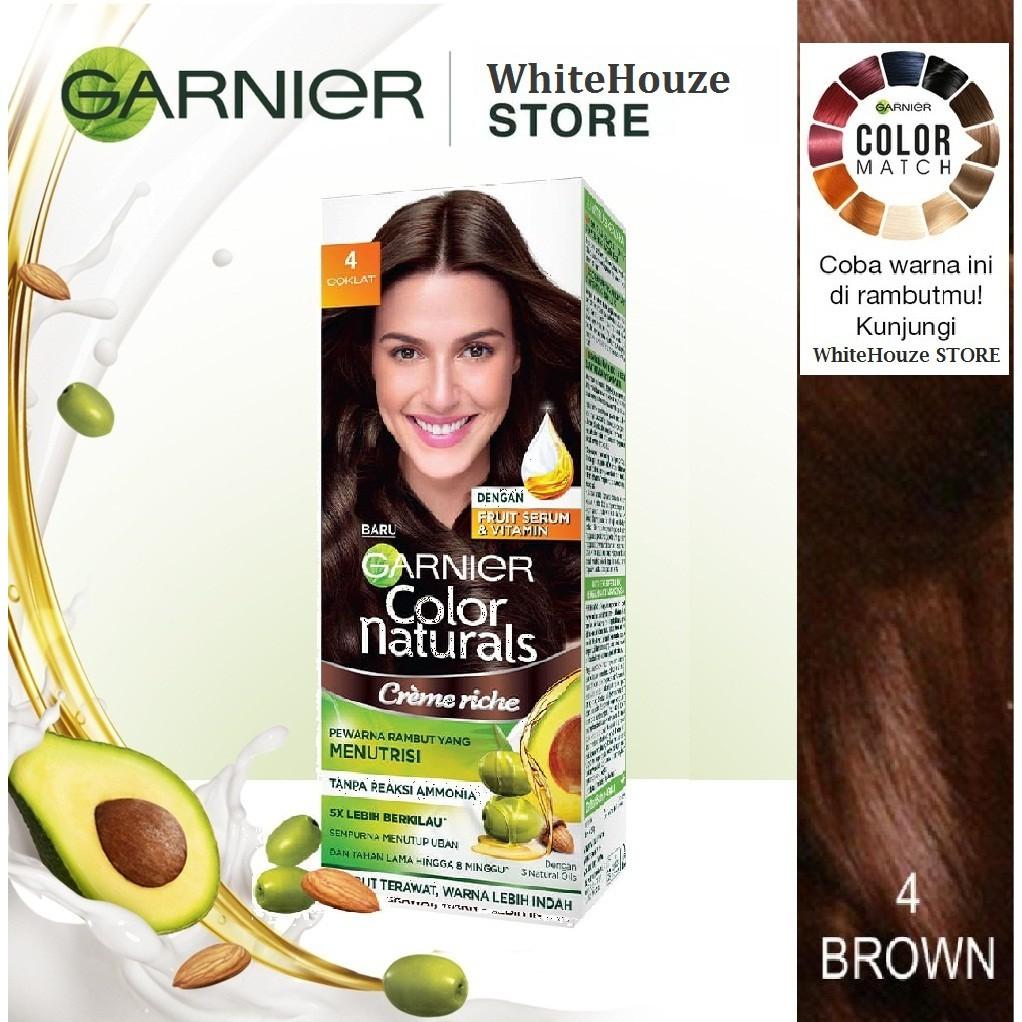 Garnier Color Natural Hair Color 4 Brown