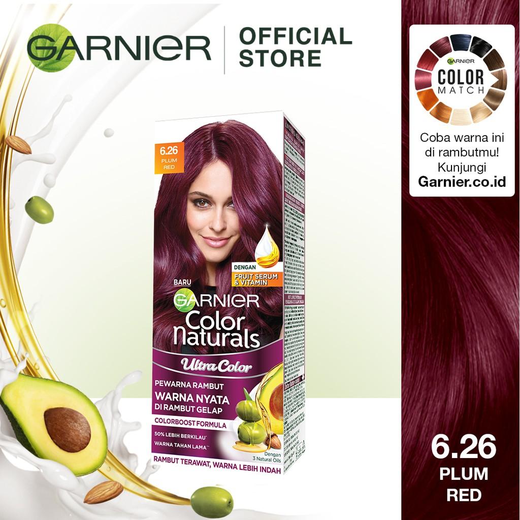 Garnier Color Natural Ultra Color 6.26 Plum Red
