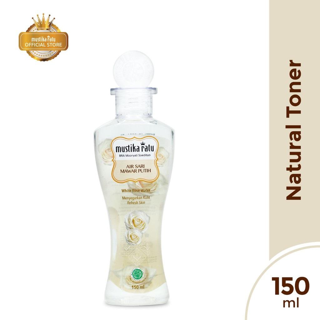 Mustika Ratu Air Sari Mawar Putih 150ml