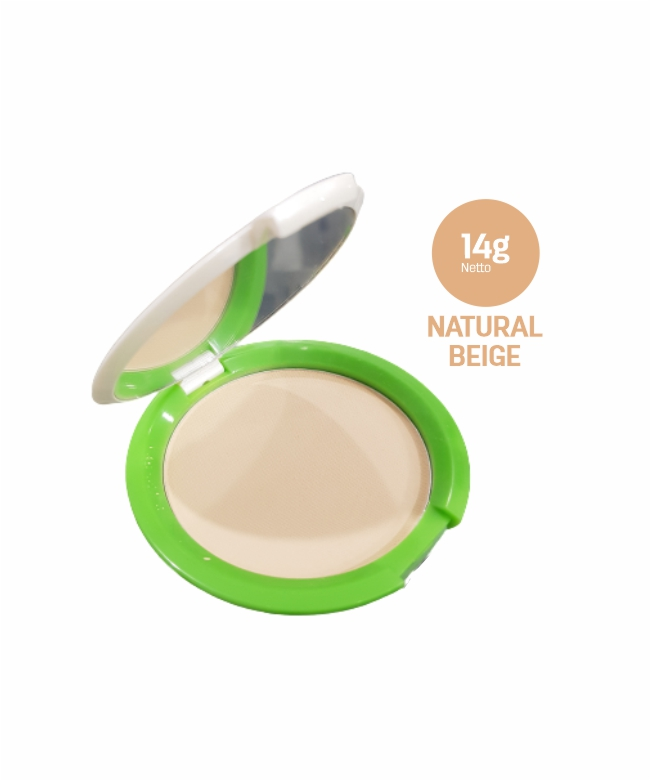 Acnes Compact Powder Natural Beige 14g-1