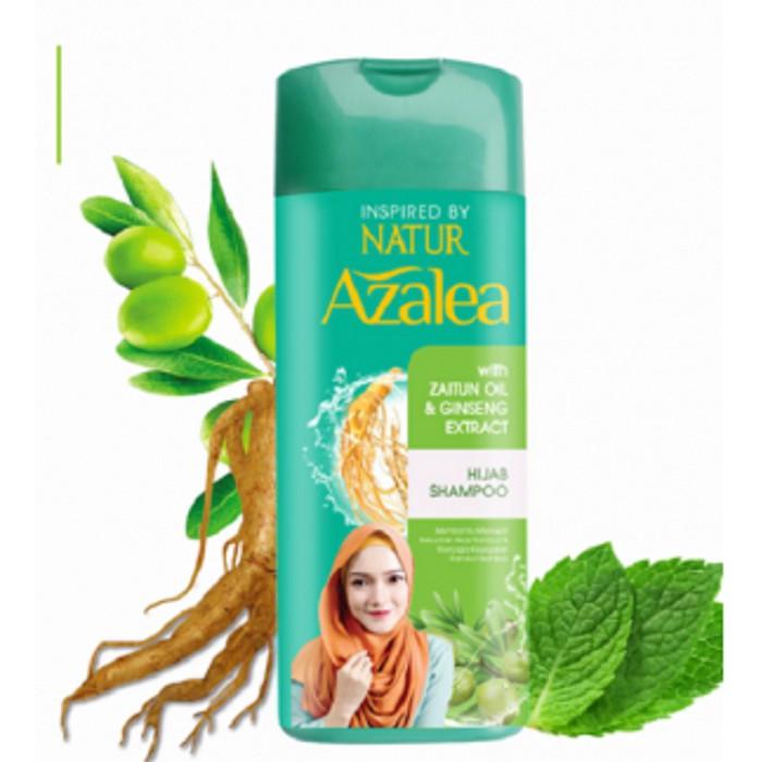 Azalea Hijab Shampoo Zaitun Oil & Ginseng 180ml