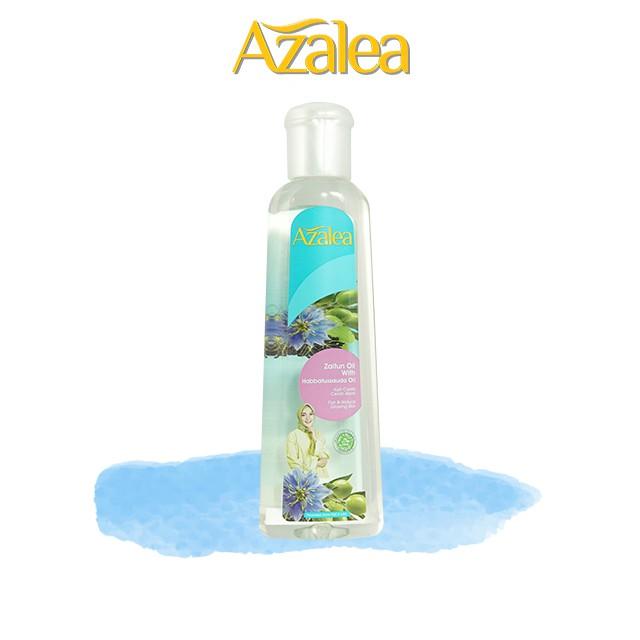 Azalea Zaitun Oil with Habbatussaudah 150ml