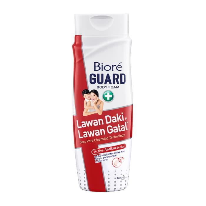 Biore Body Foam Guard Active Antibacterial 100ml
