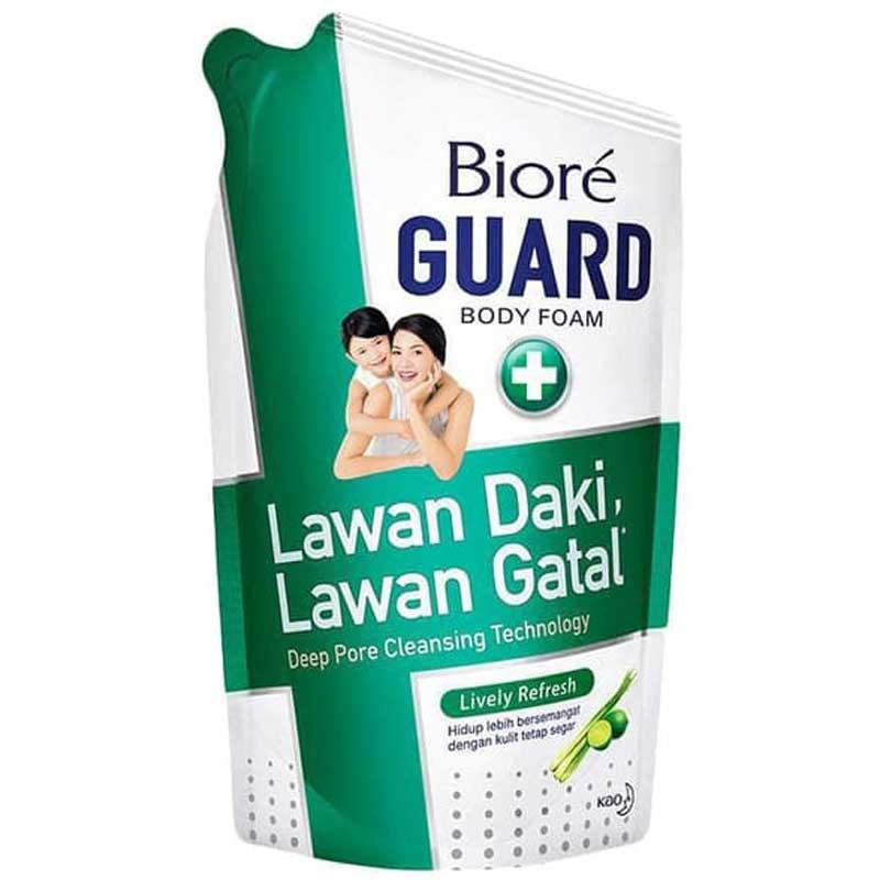Biore Body Foam Lively Refresh 250ml