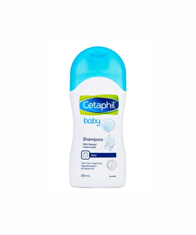 Cetaphil Baby Shampoo 200 mL-1