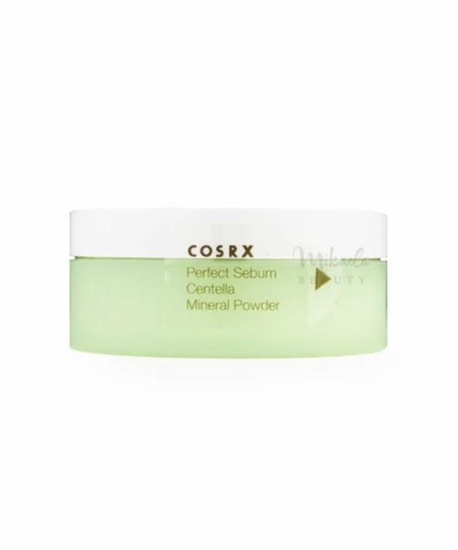 Cosrx Perfect Sebum Centella Mineral Powder-1