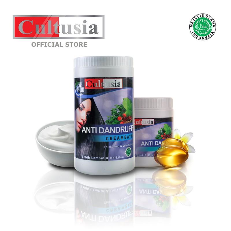 Cultusia Creambath Anti Dandruff 500ml