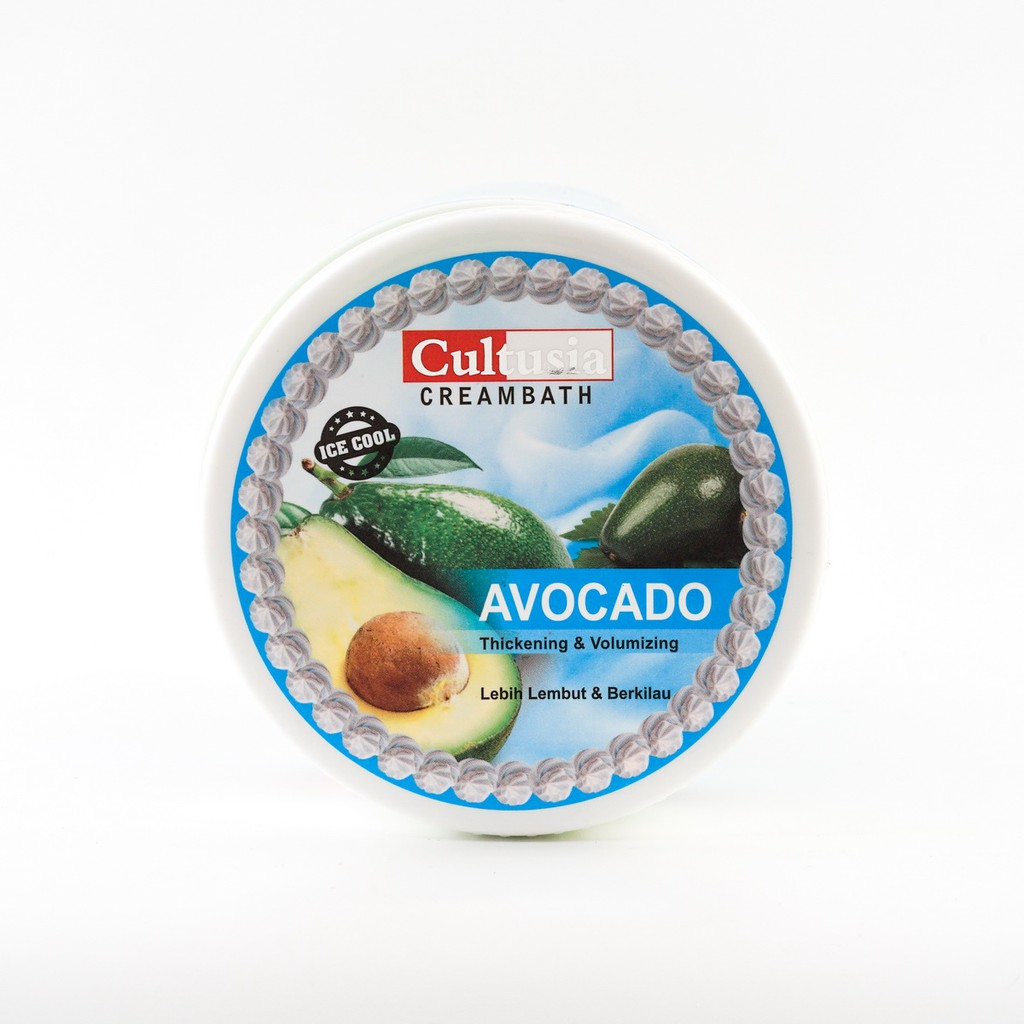 Jual Produk Cultusia Creambath Avocado 1000ml Original