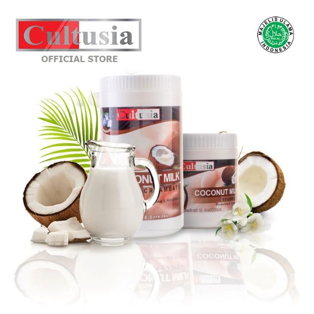 Cultusia Creambath Coconut Milk 1000ml