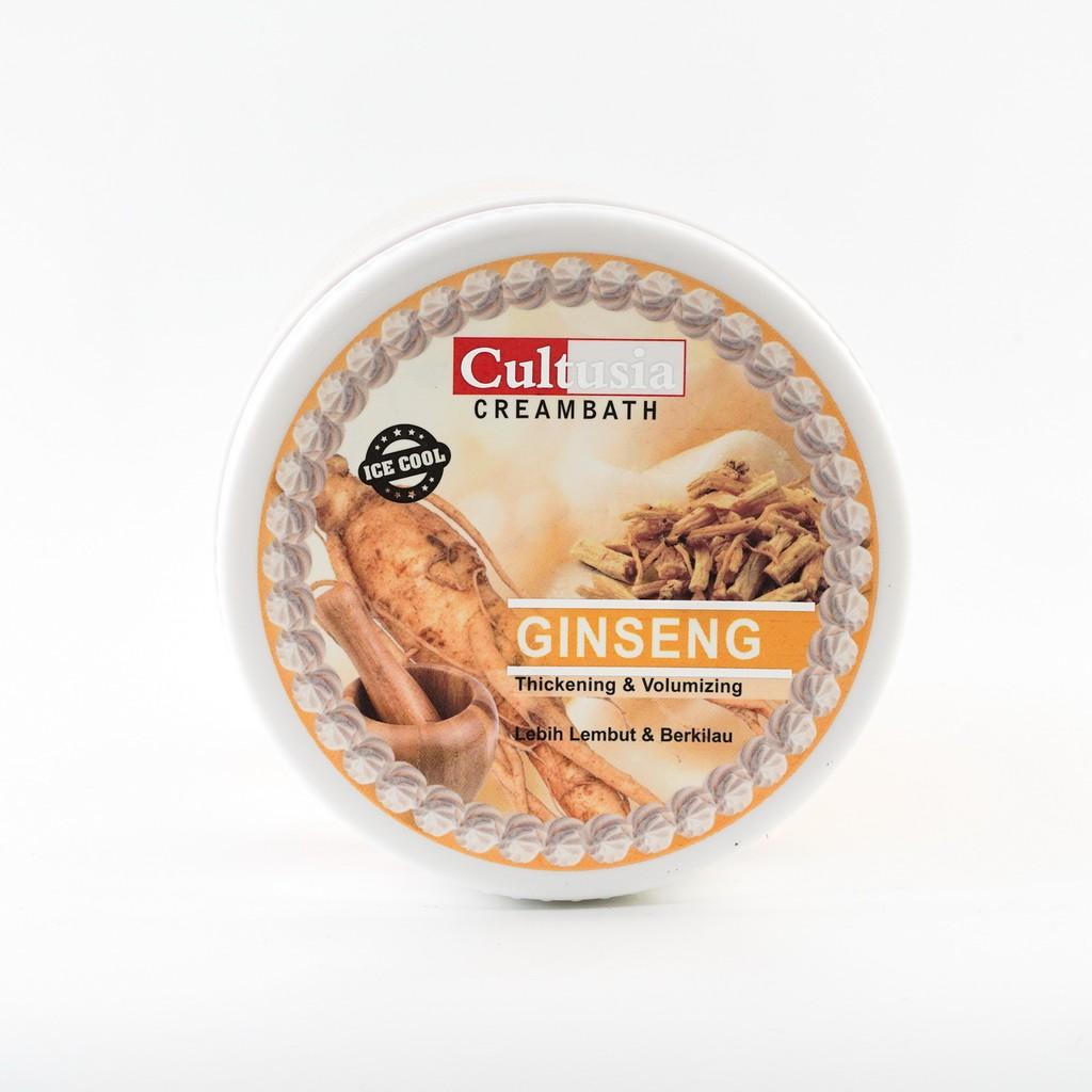 Jual Produk Cultusia Creambath Ginseng 500ml Original
