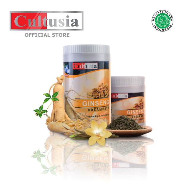 Cultusia Creambath Ginseng 500ml