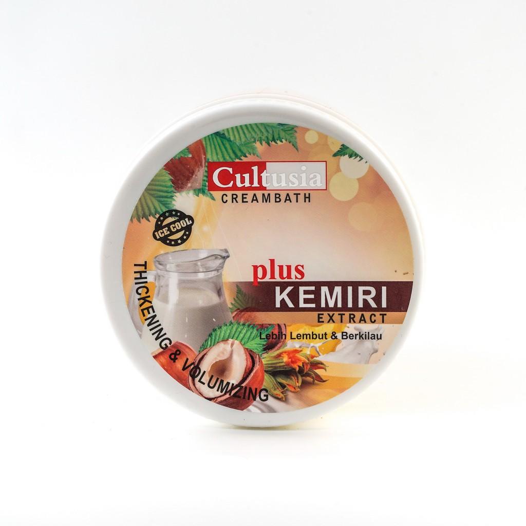 Jual Produk Cultusia Creambath Kemiri 1000ml Original