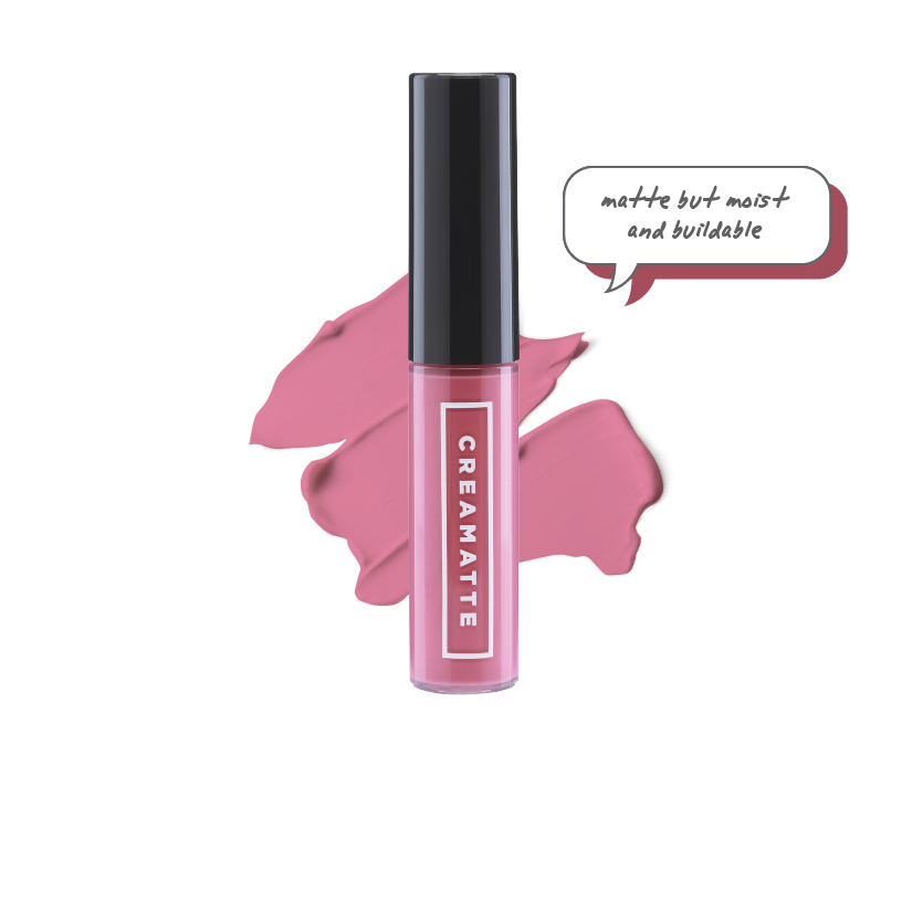 Emina Creamatte Lipstick 04 Frostbite