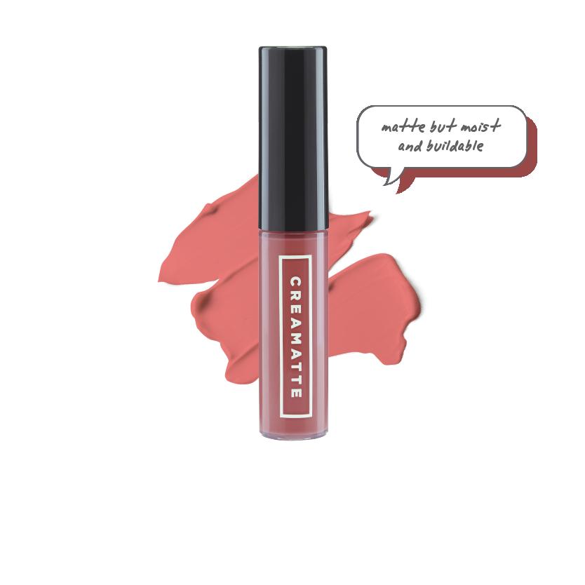 Emina Creamatte Lipstick 07 Tumbleweed-1