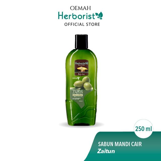 Herborist Body Wash Zaitun 250ml