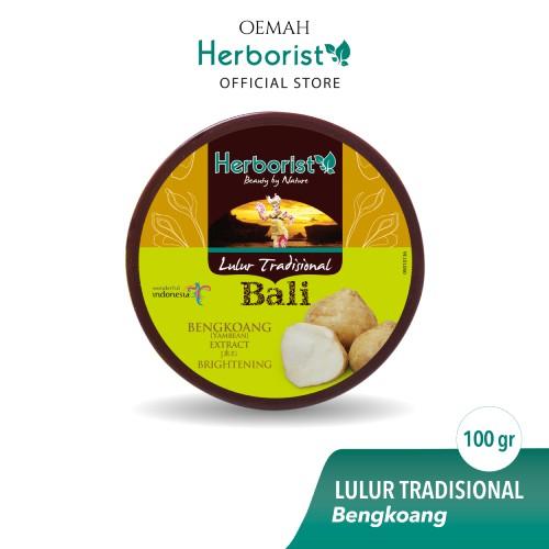Herborist Lulur Tradisional Bali Bengkoang 100gr