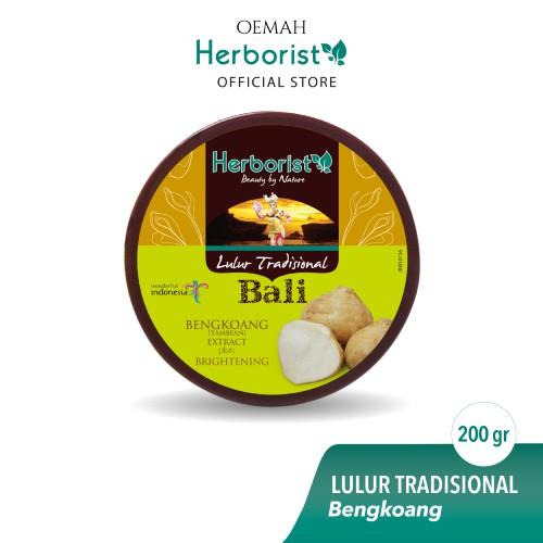 Herborist Lulur Tradisional Bali Bengkoang - 200gr