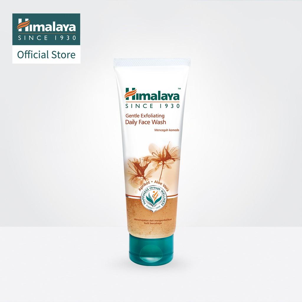 Himalaya Gentle Exfoliating Daily Face Wash 50ml