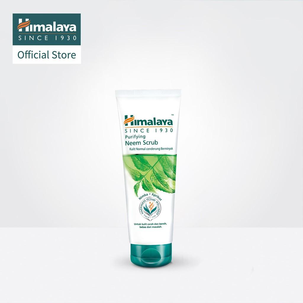 Himalaya Purifying Neem Scrub 50ml
