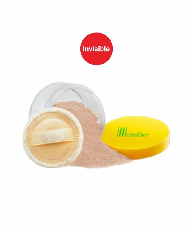 Marcks Beauty Powder Invisible 20gr