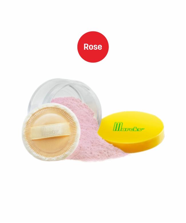 Marcks Beauty Powder Rose 20gr