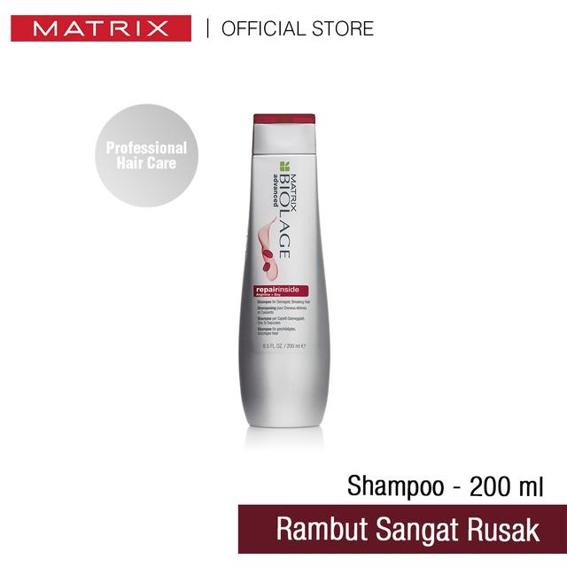 Matrix Biolage Repairinside Shampoo 200ml