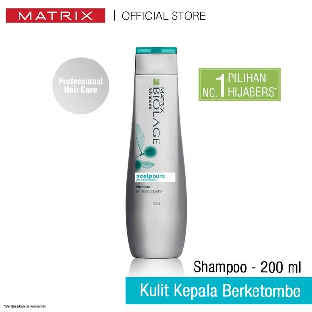 Matrix Biolage Scalppure Anti Dandruff Shampoo 200ml