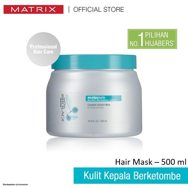 Matrix Biolage Scalppure Complete Solution Mask 500ml