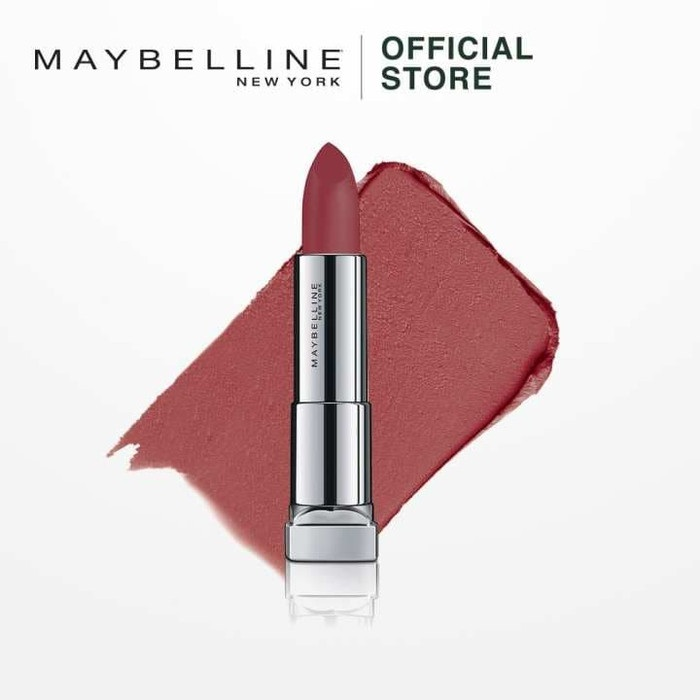 Maybelline Color Sensational The Powder Perfect Mattes - Almond Pink