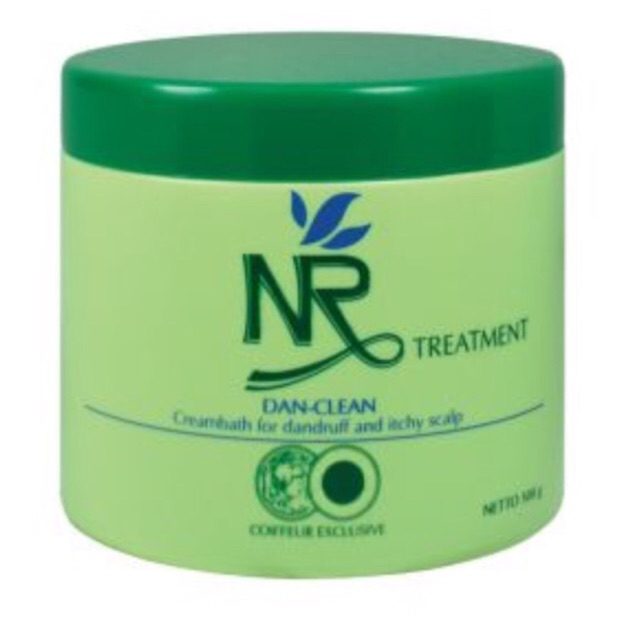 NR Dan-Clean Creambath for Dandruff and Itchy Scalp