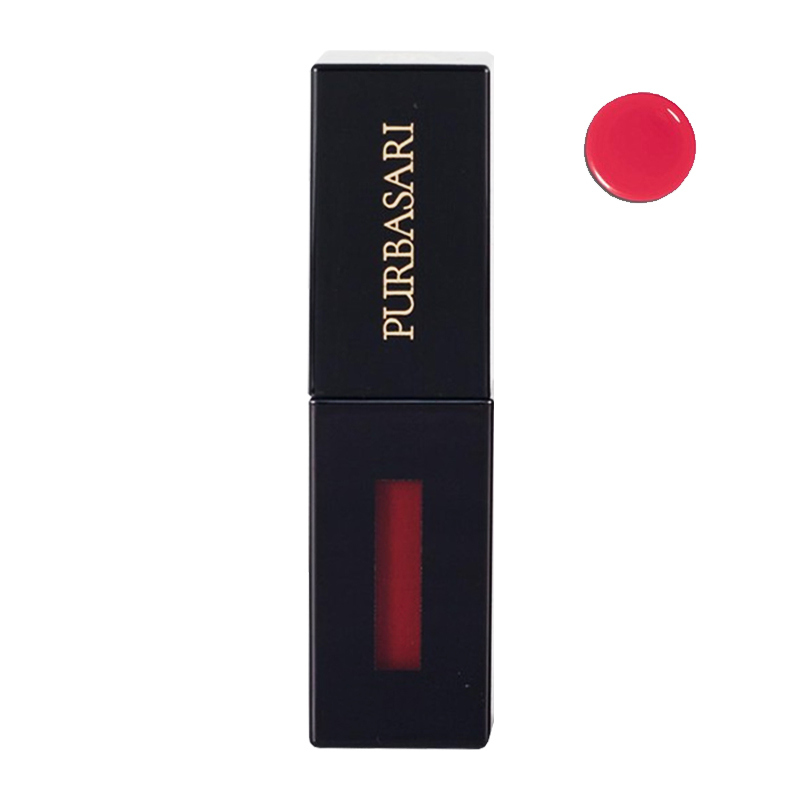 Purbasari 2In1 Color Tint Cheek And Lip 01 Scarlet
