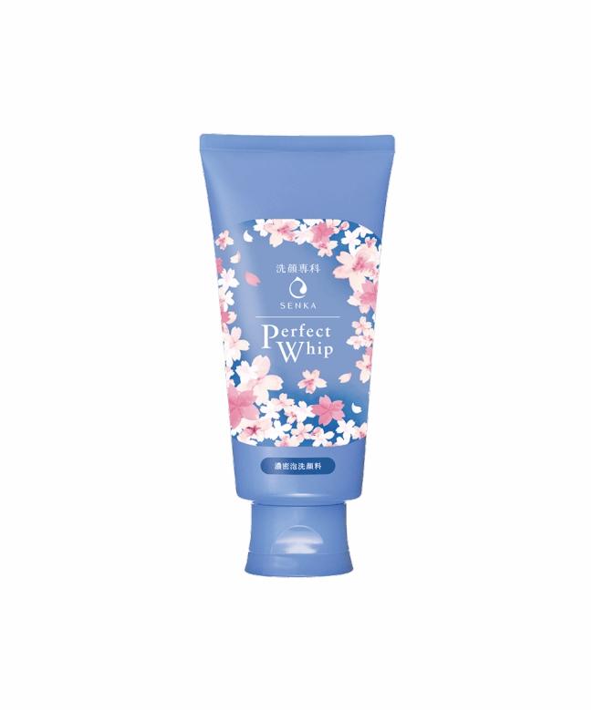 Senka Perfect Whip Sakura Limited Edition 120g-1