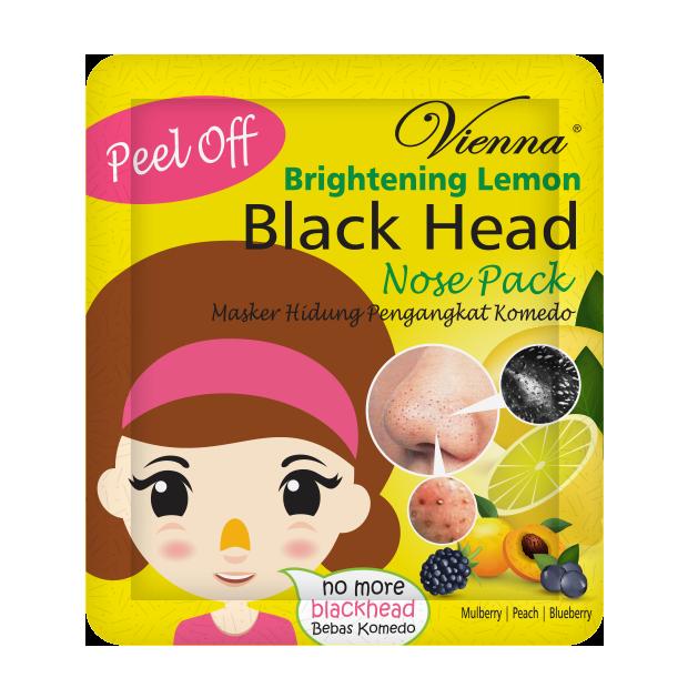 Vienna Black Head Brightening Lemon 10ml