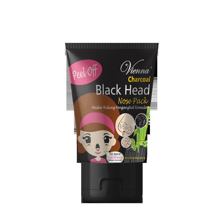Vienna Black Head Charcoal 30ml