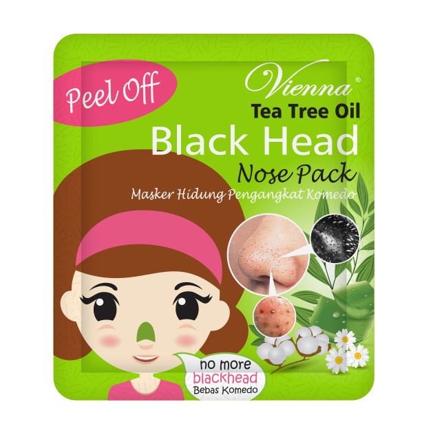 Vienna Black Head Tea Tree Oil 10ml