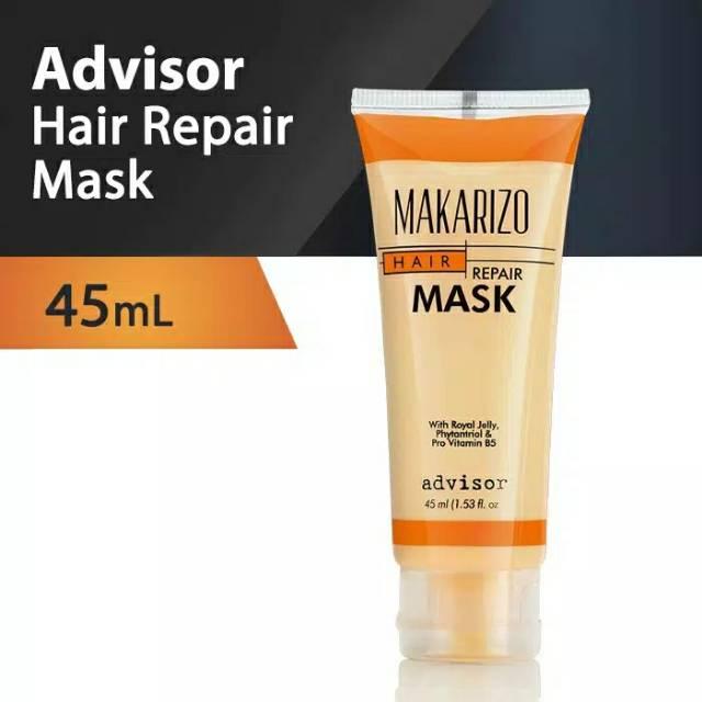 Makarizo Advisor Hair Mask Tube 45ml