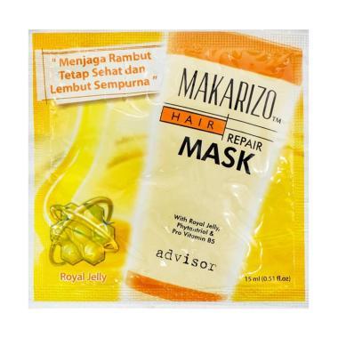 Makarizo Advisor Hair Mask Sachet