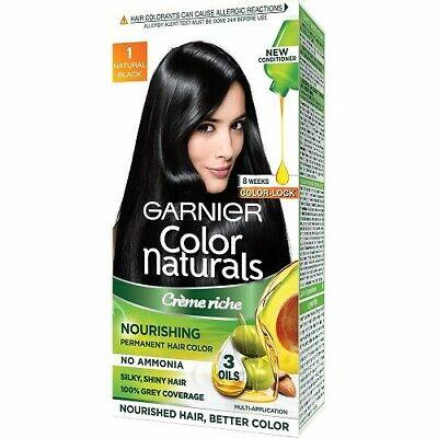 Inovasi pewarna rambut dari Garnier untuk warna rambut 5x lebih berkilau dan tetap terawat. Garnier Color Naturals Express Cream merupakan pewarna rambut yang dilengkapi oleh almond oil dan extra shine serum yang bermanfaat untuk menjaga kilau rambut, membuat kulit kepala terasa nyaman tanpa iritasi, serta untuk memperkuat akar rambut agar rambut tidak mudah rontok. Dengan aplikasi cepat yang hanya 15 menit, siapapun bisa mendapatkan hasil warna yang berkilau, tahan lama, tampak alami, dan uban dapat tertutup dengan sempurna. Ini adalah isi dari box yang diberikan Garnier, ada handuk, tas, dan5 warna cat rambutyaitu: 1. Natural Black 2. Darkest Brown 3. Burgundy 4. Brown 5. Light Brown Apa aja sih isi dari Garnier Hair Color Natural? Di dalamnya terdapatCream Hair Colorant, Developer Milk, sarung tangan plastik dan petunjuk pemakaian. Warning :sebelum mencat rambut seharusnya kalian melakukan uji tes terlebih dahulu48 jam sebelum di cat. Caranya adalah dengan mencampurkan sedikit cream hair colorant dan sedikit developer milk lalu oleskan di tangan bagian dalam yang tidak mudah hilang. Jika dalam 48 jam terdapat alergi atau gatal-gatal STOP untuk mencat rambut karena bahan yang ada di cat rambut tersebut mungkin tidak cocok untuk kulit kalian. Cara menggunakannya: 1. Campurkan Cream Hair Colorant dan Developer Milk kedalam mangkok plastik jangan menggunakan mangkok dari bahan metal. 2. Oleskan dengan rata ke rambut dari bagian dalam keluar. 3. Diamkan selama 30 menit 4. Setelah 30 menit, basahkan rambut dengan sedikit air lalu rub rambutmu. 5. Setelah itu bersihkan rambut menggunakan shampoo sampai bersih.